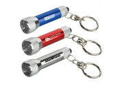 Custom Homestead Metal Keychain Flashlights