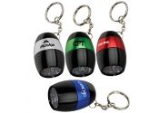 Custom Printed Barrel Keychains