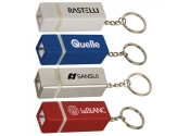 Custom Square Keychain Flashlights