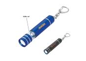 Customized Aluminum LED Light and Lantern with Key Clip