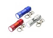Customized Bright Shine LED Keychains
