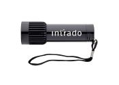 Custom 9 LED Turbine Style Flashlight with Wrist Strap