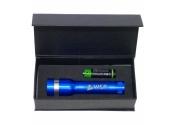 Custom Imprinted 1AA Aluminum Flashlight with CREE LED