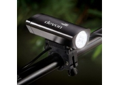 Custom Imprinted Metal Bike Flashlights