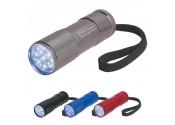 Custom Stubby Aluminum LED Flashlights