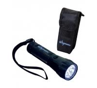 Customized LED Flashlight with Wrist Strap
