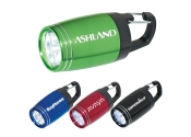 Promotional 6 LED Aluminum Clip Lights