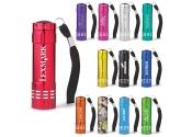 Promotional Logo Renegade Aluminum Flashlights - 12 colors