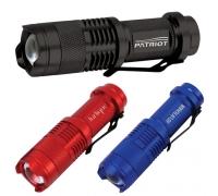 Promotional MiniTac Dual Output LED Flashlights