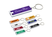 Custom Rectangular Keychain Flashlights