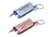 Customized Screwdriver Flashlight Keychains