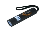 Promotional Logo Mini Grip Slim and Bright Magnetic LED Flashlight