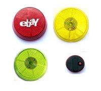 Promotional Round Shaped Safety LED Flashlight Reflectors