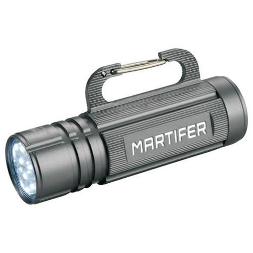 Promotional High Sierra Carabiner Hook Flashlights