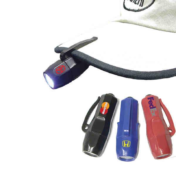 Custom Miniature Flashlight with 3 Colors