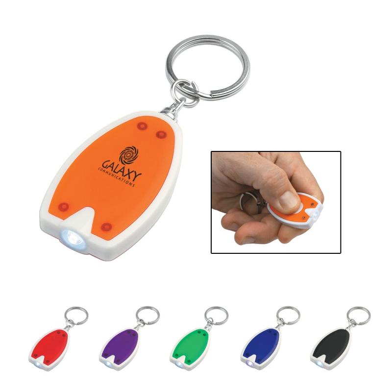 Customized LED Keychains