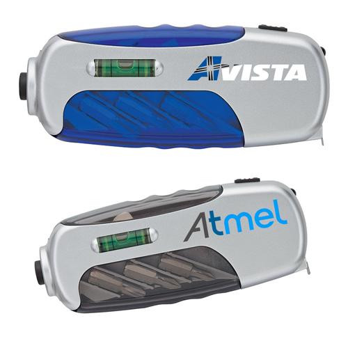 Custom Logo Imprinted LED Flashlights with Screwdriver Sets