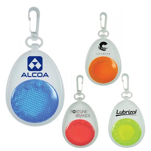 Custom Imprinted Safety Strobe Flashlights