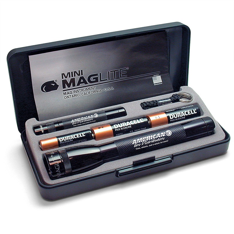 Logo Imprinted Mag-Lite Combo Pack
